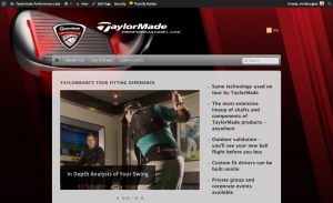 Taylormade Performance Labs