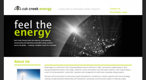 Oak Creek Energy