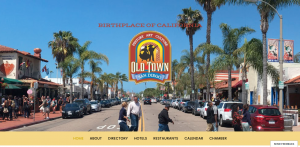 Site Update: Old Town San Diego